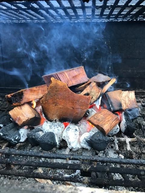 chips-burning